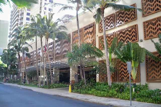The Hopeful Traveler Embassy Suites Waikiki Beach Walk