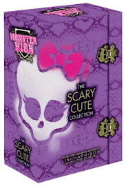 MH The Scary Cute Collection Media