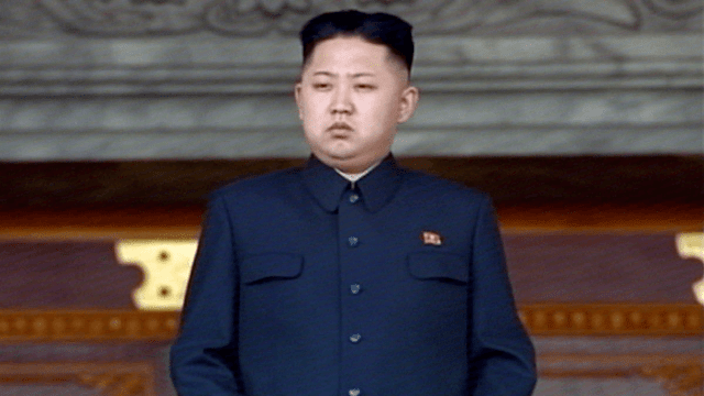 Kim Jong Un Supreme Leader North Korea HD Wallpaper Photo Pics