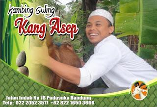 Kambing Guling Lezat di Lembang Bandung