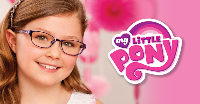 My little pony Eyeglasses from Nouveau