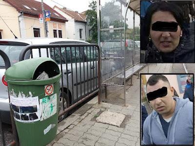 Razie incheiata cu succes a Politiei Locale pentru depistarea celebrei bande de hoti de buzunare