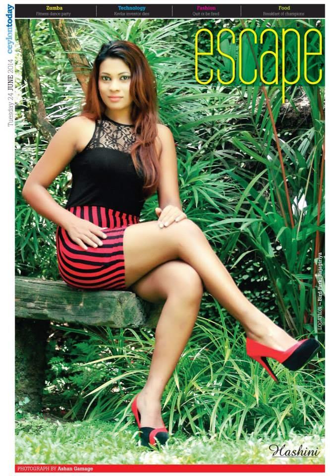 Shashi Anjelina - Sri Lankan Actress And Models