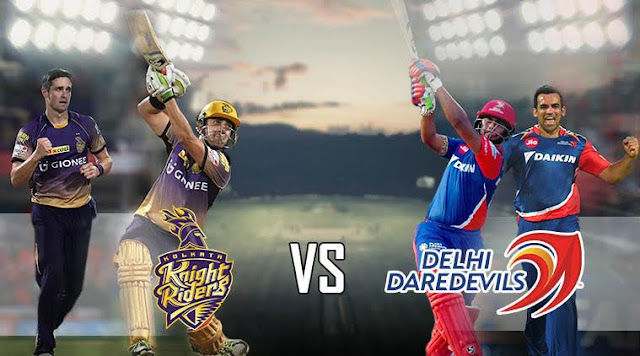 KKR vs DD Dream11 Predictions & Betting Tips, IPL 2018 Today Match Predictions