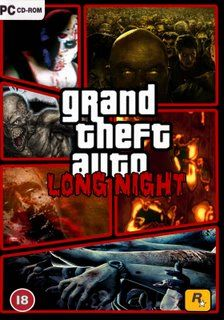 GTA Vice City Long Night