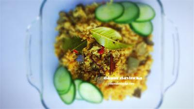 Resep  Nasi Goreng Kebon Sirih