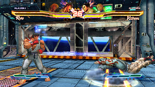 29 New Street Fighter X Tekken Screenshots