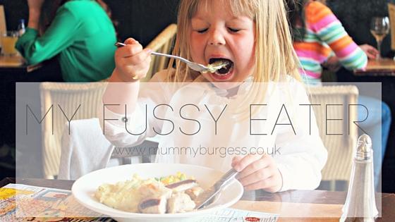 Fussy Eater more vegtables