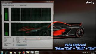 Cara Cepat Membuka Task Manager Pada Windows 7