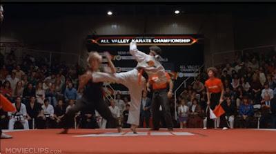 Karate Kid - The karate Kid - Cine de acción - Cine 80's - el fancine - el troblogdita - Álvaro García - ÁlvaroGP - SEO