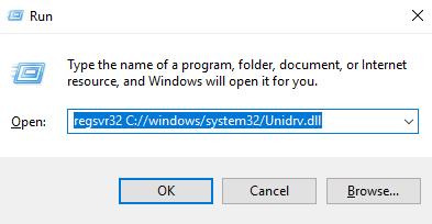Télécharger Unidrv.dll Fichier Gratuit Installer