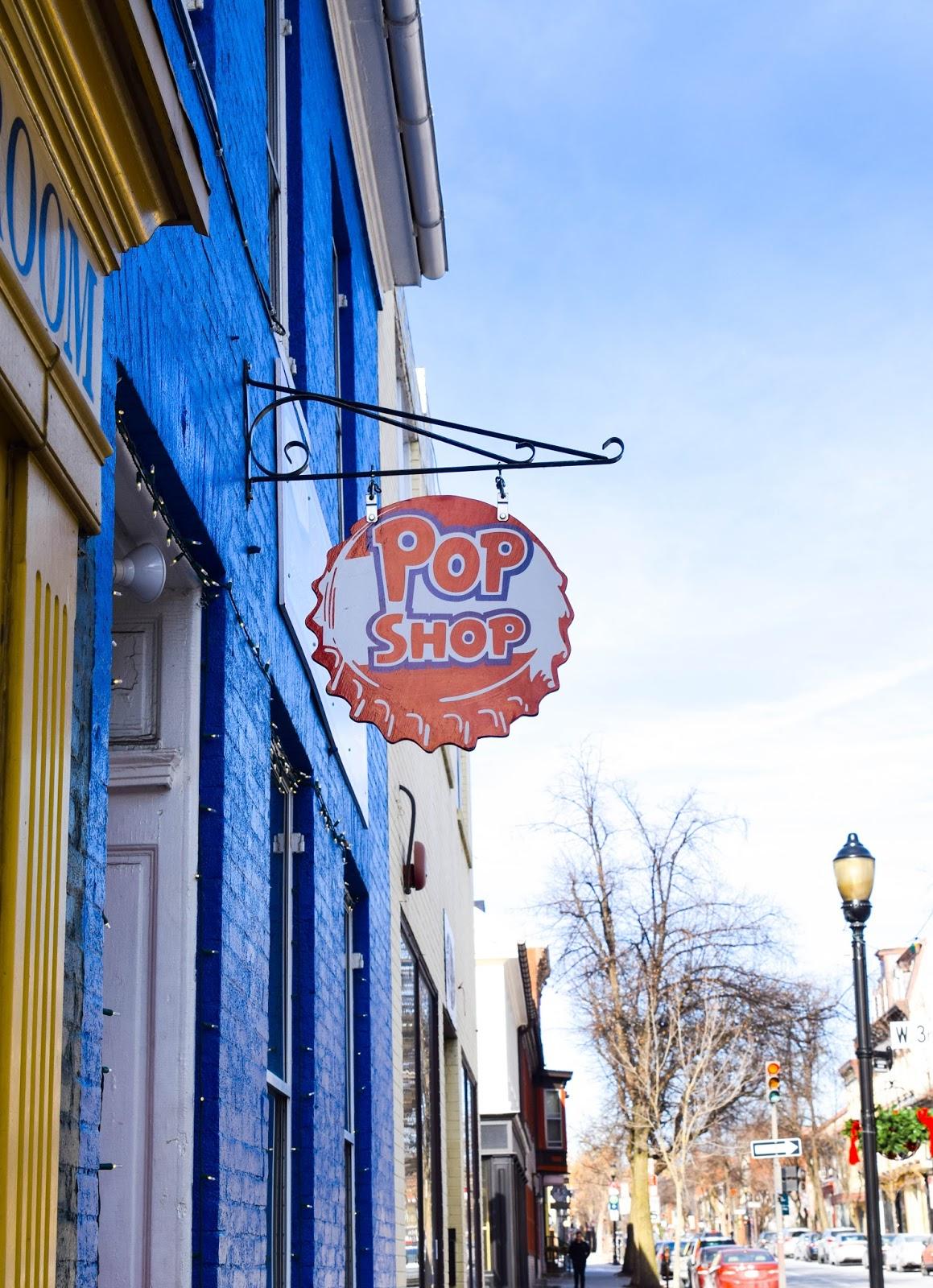 frederick maryland travel guide pop shop - visit frederick - downtown historic frederick