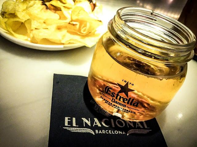 Beber em Barcelona