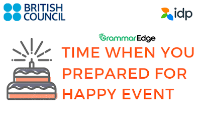 IELTS Cue Card-Time When You Prepared for Happy Event