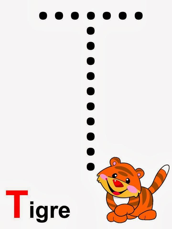alfabeto tigre