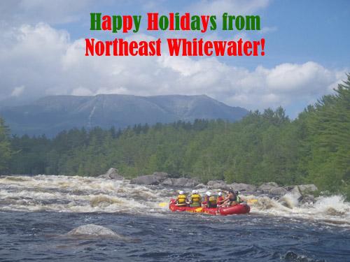 Northeast Whitewater: Moosehead Lake Adventure Destination