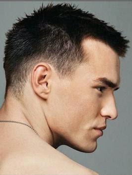 potongan rambut pria terbaru khusus cowok