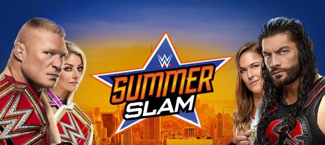 WWE Summerslam 2018 | Resultados finales