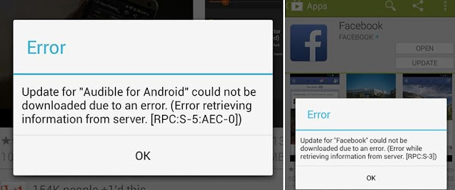 How to Fix Google Play Store RPC Error on Android Smartphone