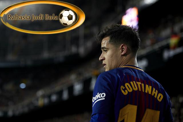 Philippe Coutinho_Rahasia Judi Bola