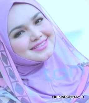Lirik Senyum Minang Manis dari Siti Nurhaliza