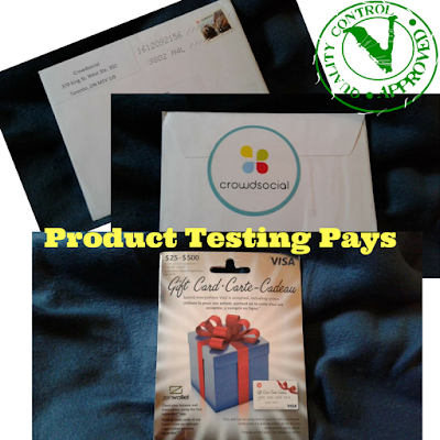 Product Testing Pays