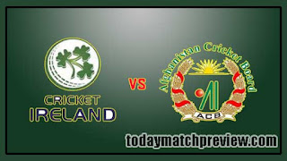 1st ODI AFG vs IRE Today Match Prediction|Who will win IRE vs AFG