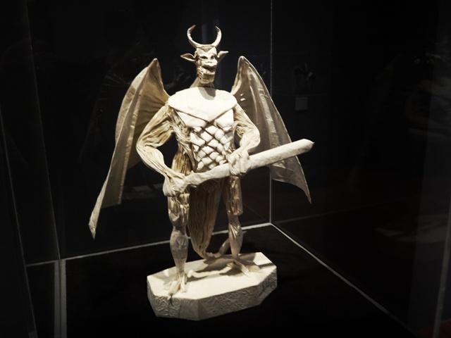 Museo del Origami en Zaragoza