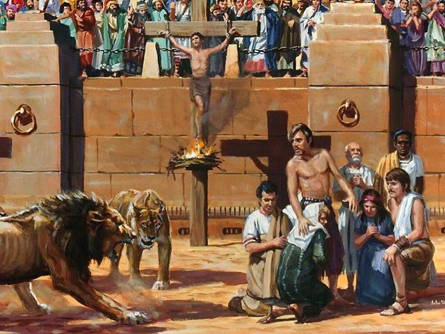Resultado de imagen para Mártires de Roma