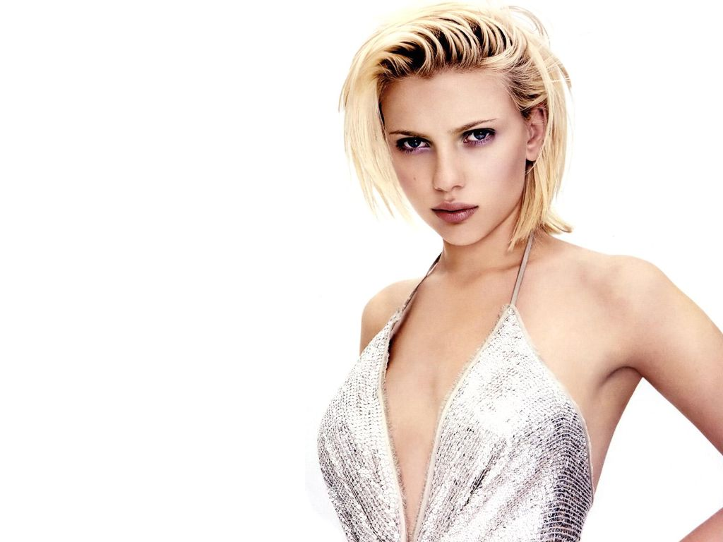 scarlett johansson model - photo #22