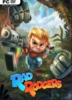Rad Rodgers World One PC Full