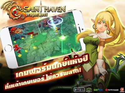 Dragon Nest - Saint Haven v1.1 Apk