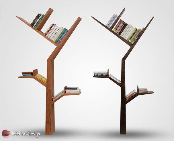 70 Best Bookshelf Designs 14