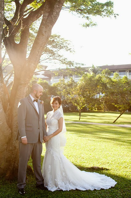 wedding photography outdoor