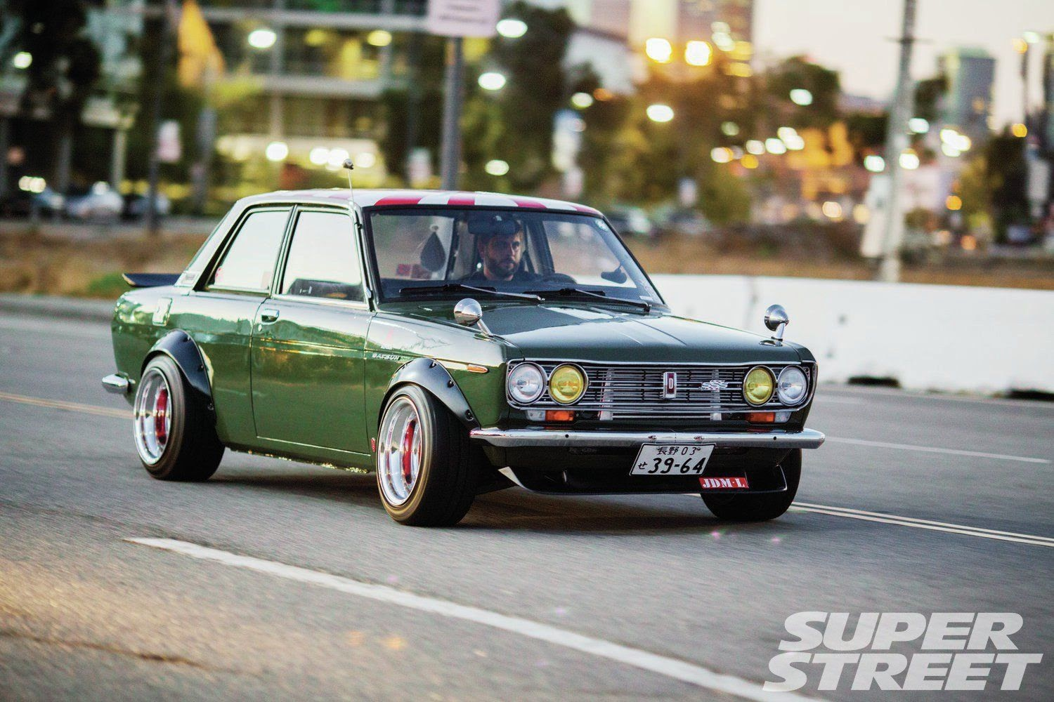 1970 Datsun 510 Modification ~ Car and Motor Modification