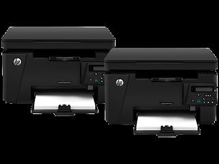 HP LaserJet Pro M125nw MFP driver descargar