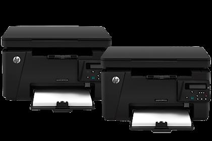 Descargar Driver HP LaserJet Pro M125nw MFP