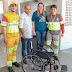 CCR MSVia entrega nove cadeiras de rodas a entidades de MS