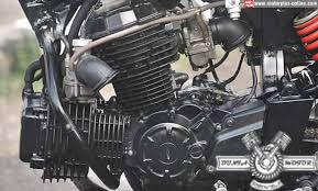 Modifikasi Mesin Motor Double Silinder