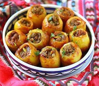 Фаршируем картофель - рецепты и советы