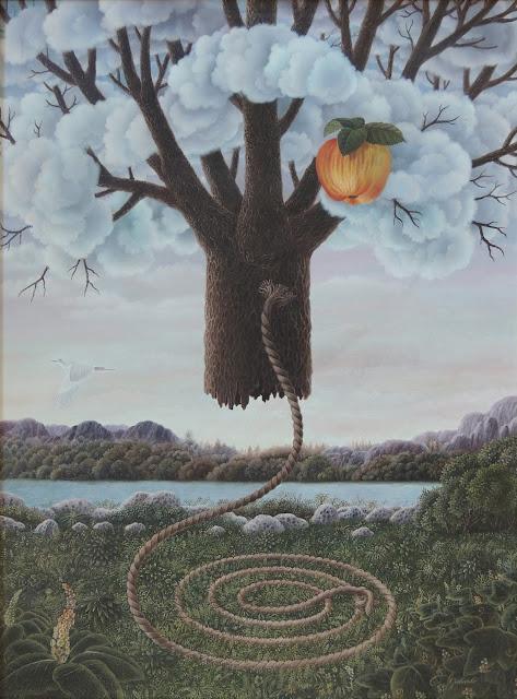 Gervasio Gallardo pintura surrealismo hiperrealismo