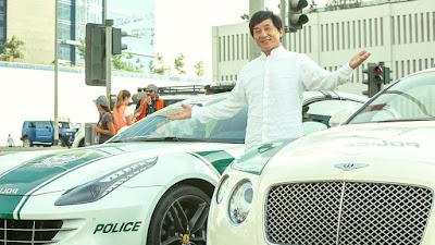 Jackie Chan returning to film in Dubai