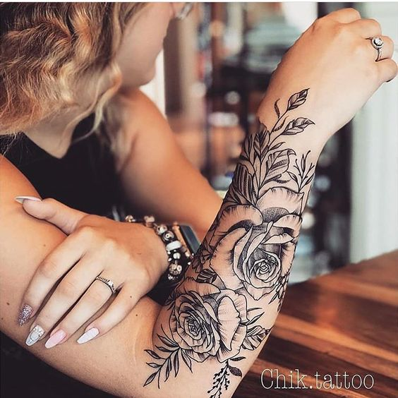 16 Crazy Hand Tattoo Ideas