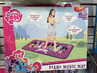 MLP Piano Music Mat
