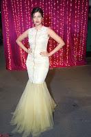 Hamsa Nandini in stunning Sleeveless Designer Gown at Zee Telugu Apsara Awards 2017 09.JPG