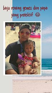 Mengajak Anak Ke Pantai Tanpa Cranky
