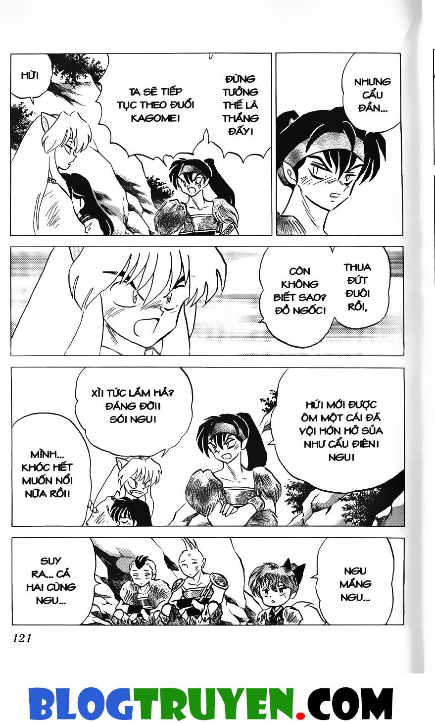 Inuyasha vol 27.7 trang 10