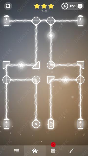 Laser Overload [Intermediate] Level 3-9 Solution, Walkthrough, Cheats