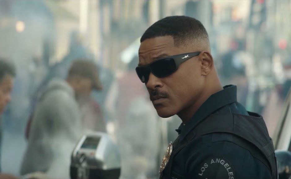 Bright | Will Smith no trailer da ficção futurista da Netflix