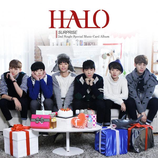 Surprise de HALO